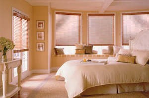 blinds, basswood blinds