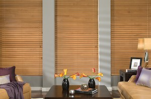 blinds, wood blinds