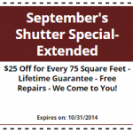 september special extended